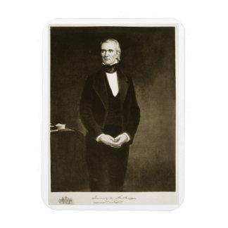 James K. Polk (1795-1849), 11mo presidente del U Imanes Flexibles