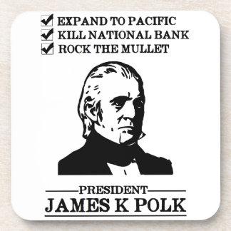 James K Polk Posavasos