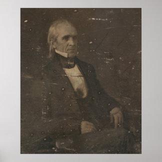 James K. Polk Poster