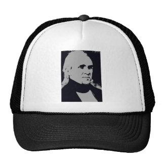 James K. Polk silhouette Trucker Hat