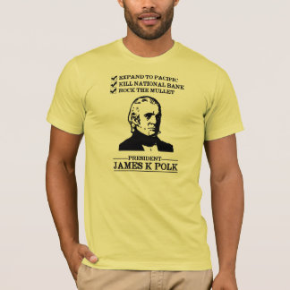James K Polk T-Shirt