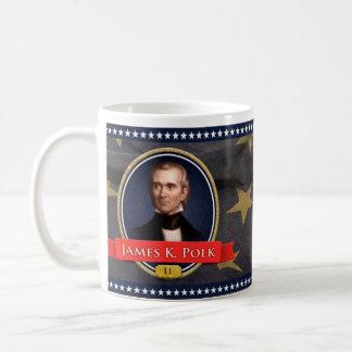 James K. Polk Taza De Café