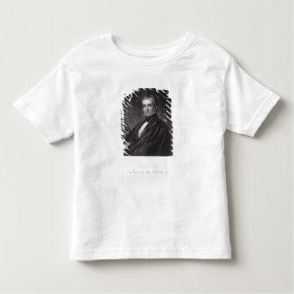 James Knox Polk, engraved by Henry Bryan Hall (180 Toddler T-shirt