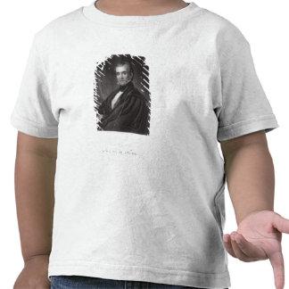 James Knox Polk, grabado por Henry Bryan Pasillo Camisetas