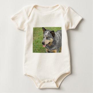 James Littleflock Baby Bodysuit