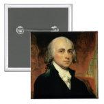 James Madison 2 Pin Cuadrado