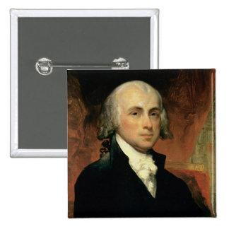 James Madison 2 Pinback Button