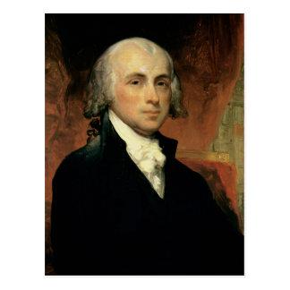 James Madison 2 Postcard