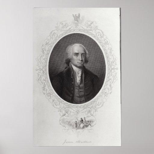 James Madison 2 Póster