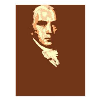 James Madison 4 Postcard