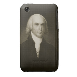 James Madison, 4th President of the United States iPhone 3 Case-Mate Cases