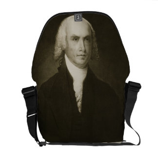 James Madison, 4th President of the United States Courier Bag