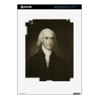 James Madison, 4th President of the United States iPad 3 Decal