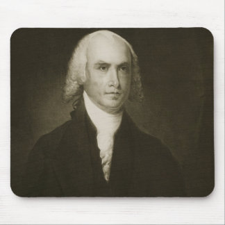 James Madison, 4th President of the United States Mouse Pad
