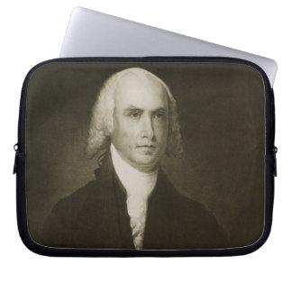James Madison, 4to Presidente de los Estados Unido Fundas Computadoras