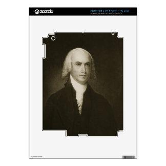 James Madison, 4to Presidente de los Estados Unido iPad 3 Skin
