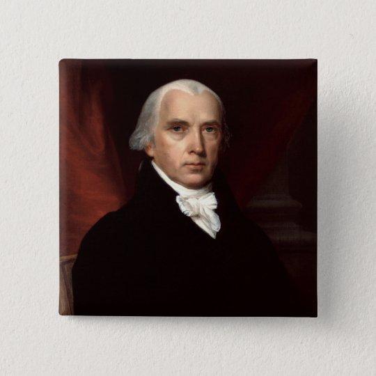 James Madison Button