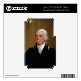 James Madison by Chester Harding (1830) iPod Touch 4G Skins