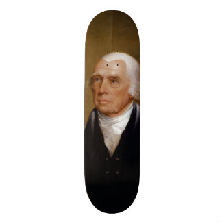 James Madison by Chester Harding (1830) Skateboards