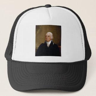 James Madison by Chester Harding (1830) Trucker Hat