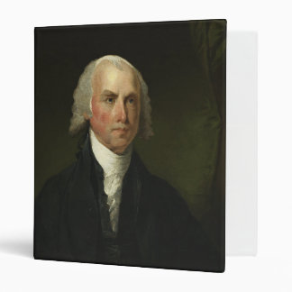 James Madison by Gilbert Stuart (1821) Binder