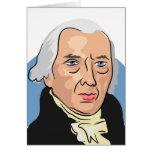 James Madison Card