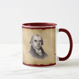 James Madison Coffee Mug