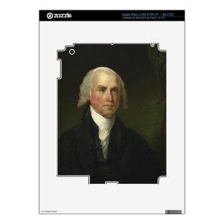 James Madison de Gilbert Estuardo (1821) iPad 3 Skin