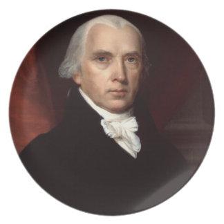 James Madison Dinner Plate