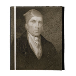 James Madison envejeció 82, grabado por Thomas B.