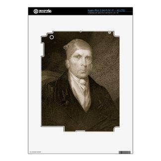 James Madison envejeció 82, grabado por Thomas B.  Pegatina Skin Para iPad 3