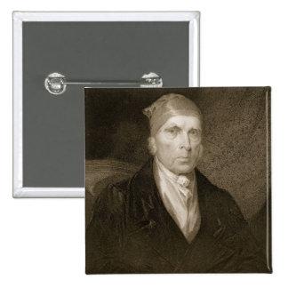 James Madison envejeció 82, grabado por Thomas B.  Pins