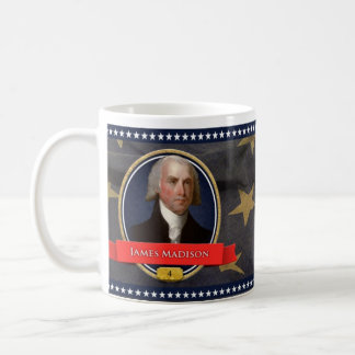 James Madison Historical Mug