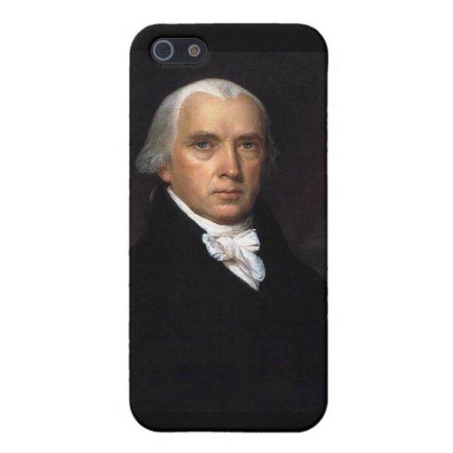 James Madison iPhone 5 Fundas