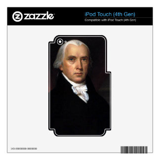 James Madison iPod Touch 4G Skin