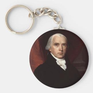 James Madison Key Chains