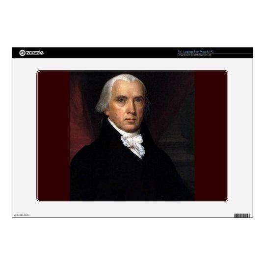 James Madison Laptop Skins