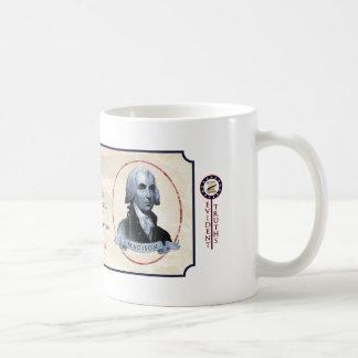 James Madison - Madison 3 Coffee Mug