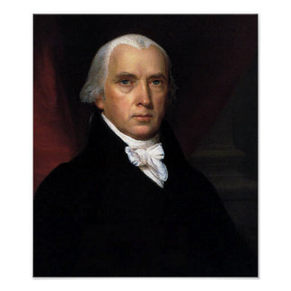 James Madison Posters