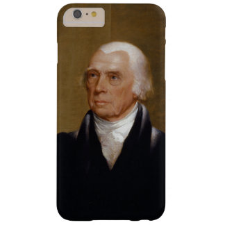 James Madison por Chester Harding (1830) Funda De iPhone 6 Plus Barely There