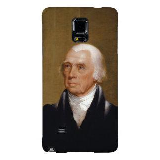James Madison por Chester Harding (1830) Funda Galaxy Note 4