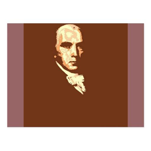 James Madison Postales