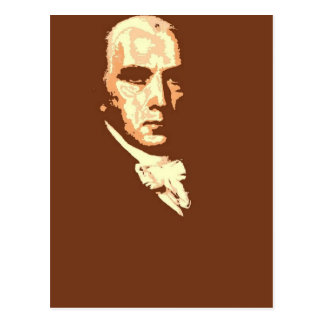 James Madison Postcard