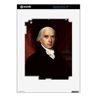 James Madison iPad 2 Skin