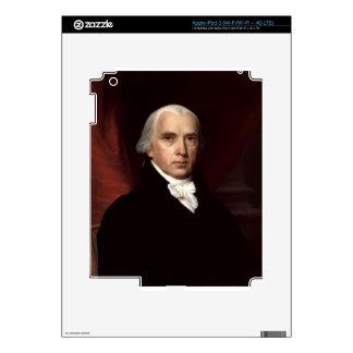 James Madison Decal For iPad 3