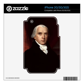 James Madison Skin For iPhone 3GS
