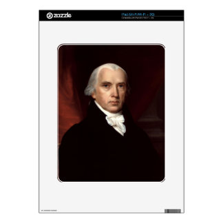 James Madison Skins For iPad