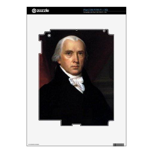 James Madison Skin Para El iPad 2