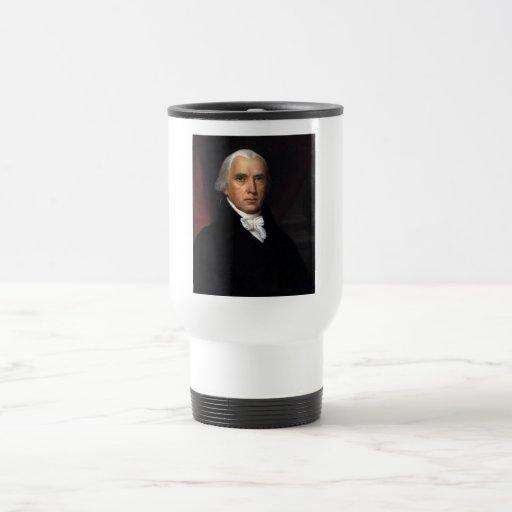James Madison Travel Mug
