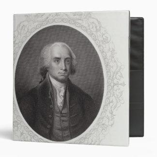 James Madison Vinyl Binder